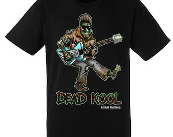 Dead Kool Zombie T Shirt (Josh)