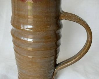 Large Ceramic Stoneware Mugs