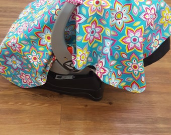 INFANT CARSEAT CANOPY