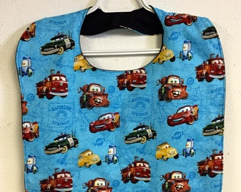 Disney Cars Adult Bib