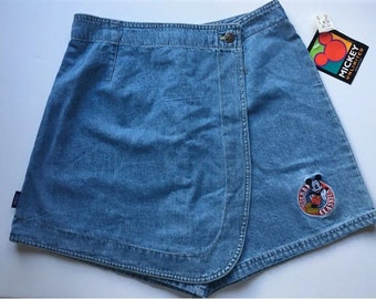 9-10Y Vintage NWT Disney Skort, Shorts/Skirt
