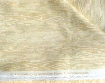 Aviary Joel Dewberry Woodgrain almond FQ  oop htf