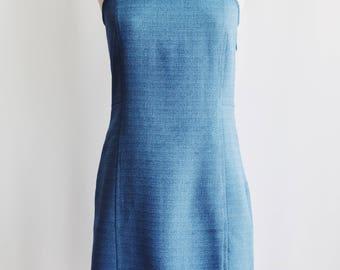 Azulito strapless mini dress