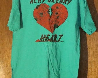 Vintage New Achy Breaky Heart, T-shirt