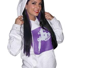 Tattoo machine hoodie