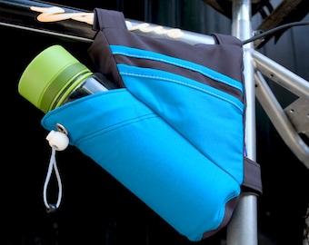 Crossbar Bike Bag Pattern