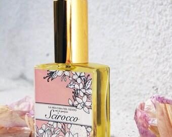 Scirocco-Profumo Botanico-Perfume Bottle -15 ml Natural spray