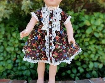 18 Inch Doll Fall Dress