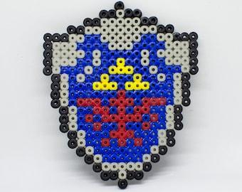 Legend of Zelda hyrule shield magnet