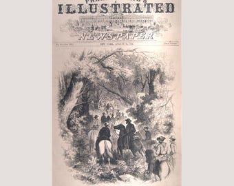 West Virginia - Rich Mountain – Gen. Rosencranz  - 1861