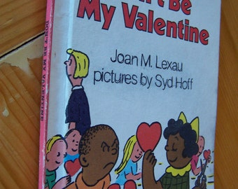 first edition don't be my valentine