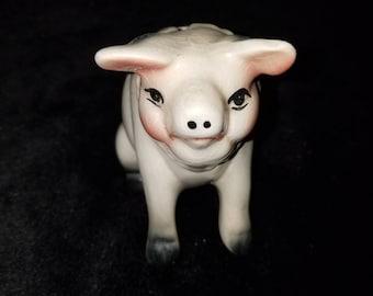 1950's Ceramic Pig Bank