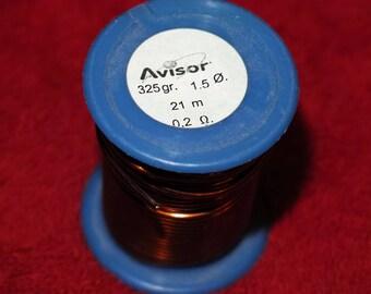 Avisor enameled copper wire Made in Spain