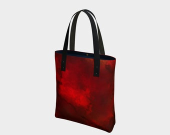 Ammolite 9,purse,bag,tote,hand painted,designer,makeup,bags,cases,suitcase,vegan leather,luggage,baby