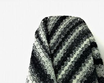 CROCHET PATTERN: Rainy Days Blanket | baby blanket crochet pattern | crochet patterns for blankets | crochet blanket patterns | C2C blankets