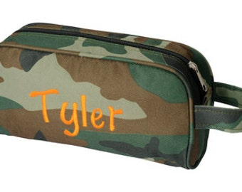 Groomsman Toiletry Bag Personalized Dop Kit Gift for him Fathers Gift, bestman gift