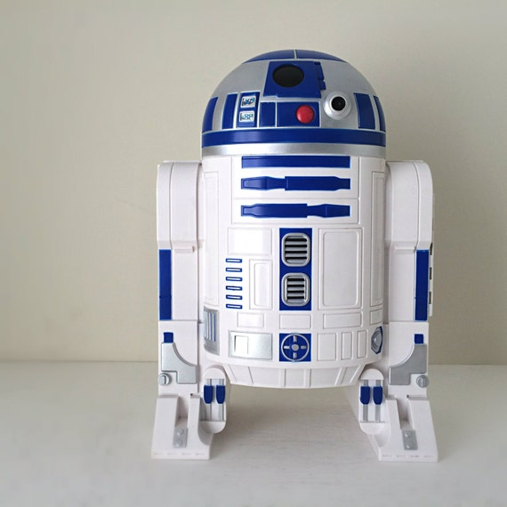 Star Wars R2D2 Action Figure Carrying Case Fathers Day Gift