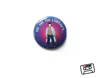 The Burbs One Inch Pinback Button