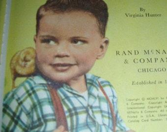 1956 Rand McNally Elf Book Our Animal Friends Photos