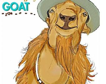 Seymour the Naughty Goat