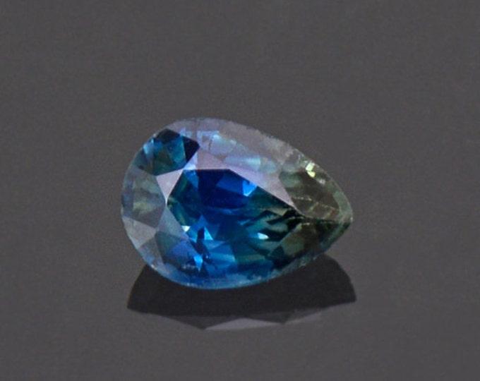 Beautiful Blue Green Sapphire Gemstone from Australia 0.37 cts.