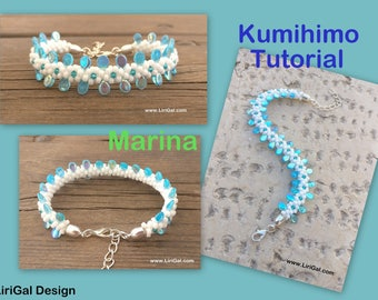 Tutorial Marina Kumihimo Bracelet  PDF