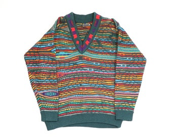 COOGI - Wool Sweater with pattern