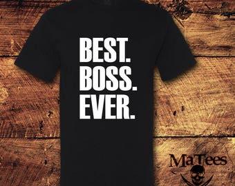 Beat Boss, Best Boss Ever, Gift for Boss, Boss Gift, Boss, Boss Shirt, Boss Tshirt, Boss Tee, Boss Thank You Gift, Boss Thank You, T-Shirt