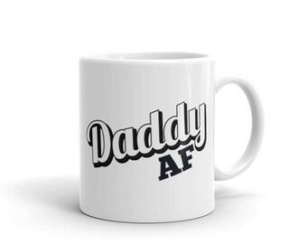 Daddy Af Mug DDLG, ABDL, Little, Adult Baby, Kawaii,CGL