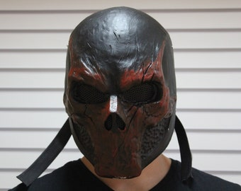 Mask of Death Red