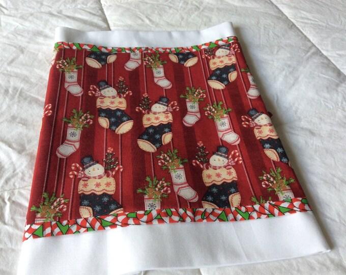 SALE-Christmas Stockings Table Runner
