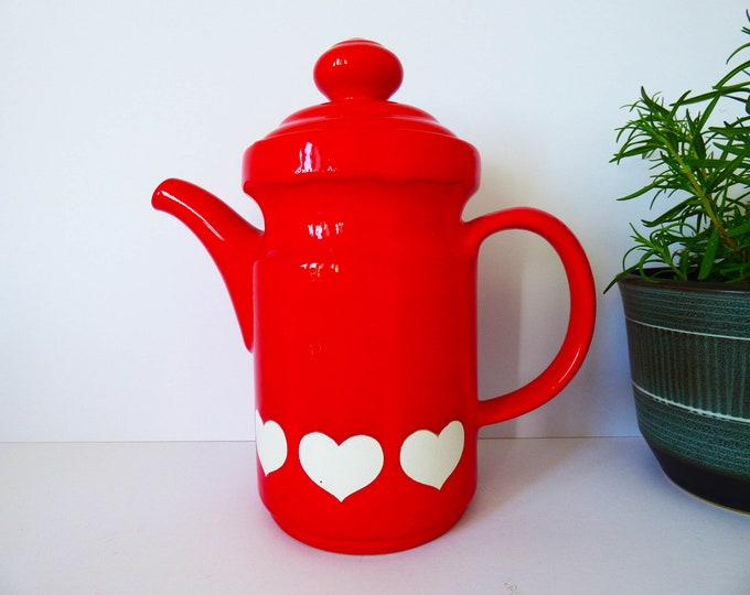 waechtersbach Coffee pot from West Germany