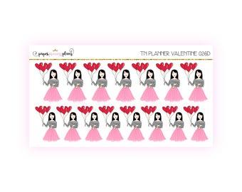 TN Planner Valentine Princess - 026