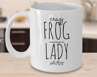 Frog Coffee Mug ...
