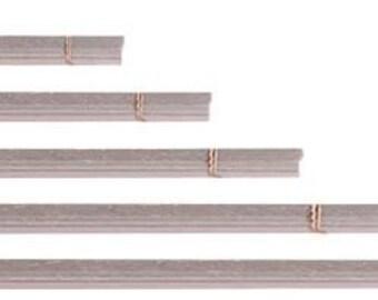 Ashford Warp Sticks for Rigid Heddle, SampleIt & Knitters Loom Cardboard Warp Helpers SUPER FAST SHIPPING!