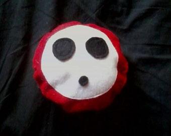 Super Mario Bros. Shy Guy Plushie
