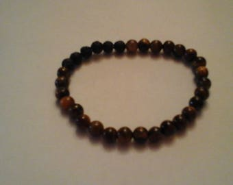 Lava Rocks Essential Oil Bracelet