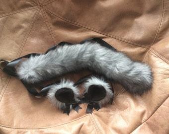 Kitten Play Set Tail & Ears