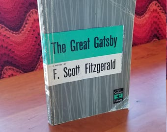 1953 The Great Gatsby by F. Scott Fitzgerald