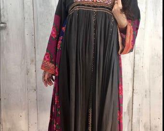 Afghan Vintage Kuchi dress