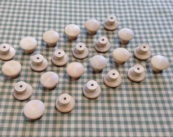 Unfinished Wood Knobs, Drawer Knobs, Dresser Knobs, Wooden Knobs, Furniture Knobs, Pulls and Knobs, Pulls for Dresser, Cabinet Knobs