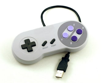 SNES Controller Flash Drive