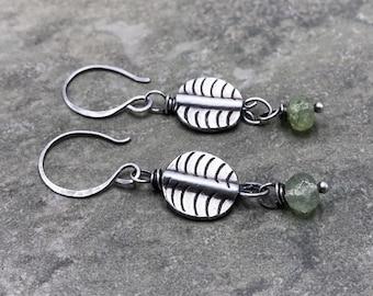 Botanica - Hilltribe Fine and Sterling Silver Earrings