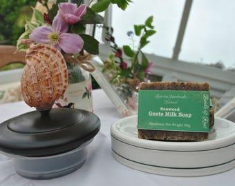 Seaweed Goats Milk Soap