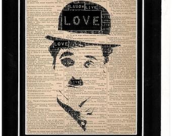 8 Typography Charlie Chaplin