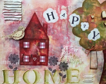 Happy Home e-pattern pack