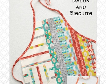 Bacon and Biscuits Pattern by Atkinson Designs