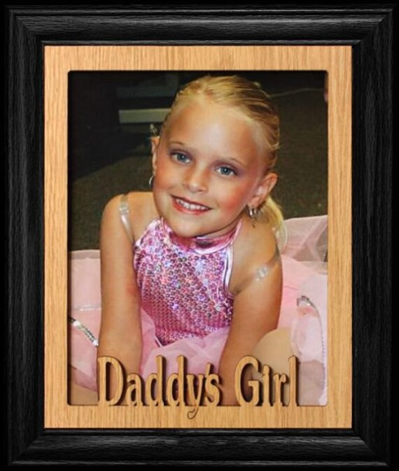 8x10 Daddy S Girl Picture Frame Great Gift For Dad