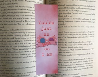 You're Just As Sane As I Am Bookmark