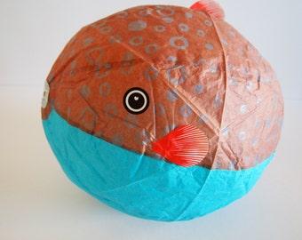 Japanese Paper Balloon / Big Blow Fish